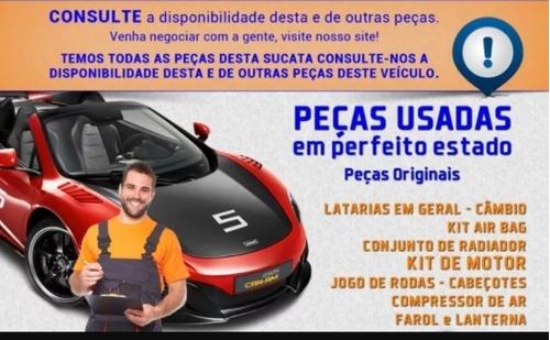 sucata bmw x3 2011 - 2012 - 2013 parachoque, farois, air bag