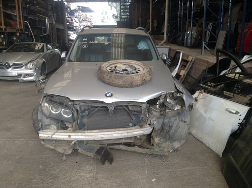 sucata bmw x3 2.5 2007/2008 218cvs gasolina