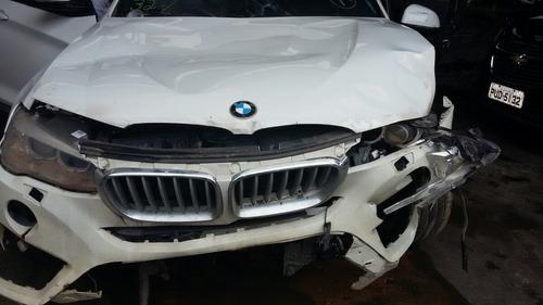 sucata bmw x4 28i 2015 para retirada de peças