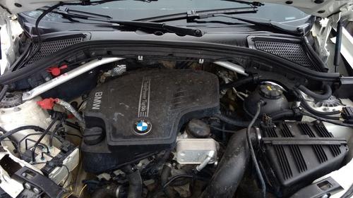 sucata bmw x4 branca  2014/2015 245 cvs gasolina