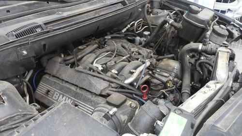 sucata bmw x5 4.4 v8 2002 retirada de peças