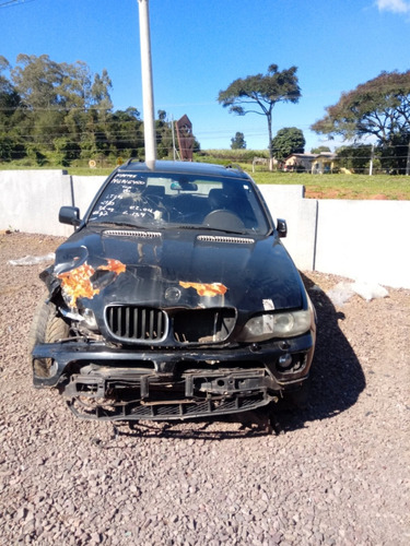 sucata bmw x5 4.8 is 2005