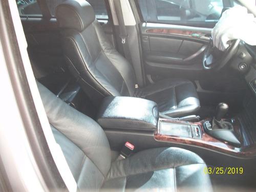sucata bmw x5 fb51 4.4i v8 320cv gasolina 2006 motor peças