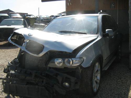sucata  bmw x5 v8 4.8 2006 para retirada de peças