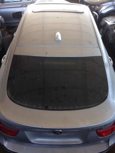 sucata bmw x6 5.0 v8 2010 automático