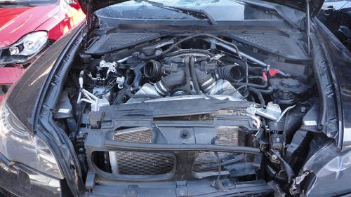 sucata bmw x6 xdrive m 4.4 4wd 2012 retirada de peças