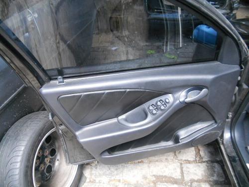 sucata brava 1.8 16v hgt - rodas motor cambio bancos couro