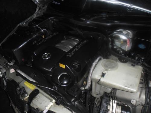 sucata c 280 98 3,3 v6 automat. motor cambio modulo vidro