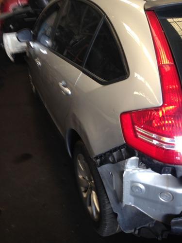sucata c4 hatch 2013 tampa traseira/portas/ bancos/ rodas
