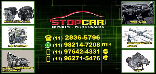 sucata c4 pallas/golf sportline/new civic/palio locker