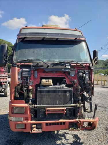 sucata caminhao volvo fh12 380 4x2 para retirada de peças