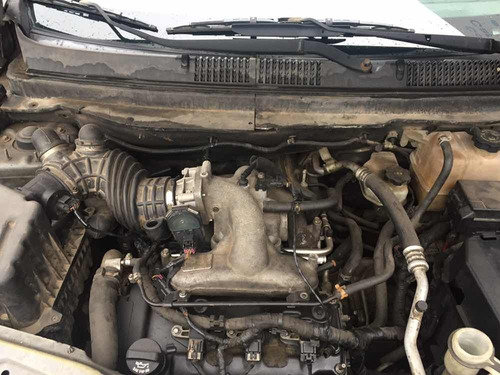 sucata captiva v6 4x4 sport automático