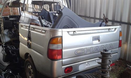 sucata changan chana 1.0 2010 para retirada de peças .