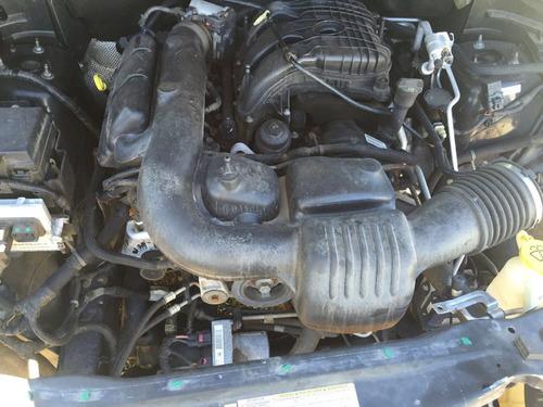 sucata cherokee 3.6 v6 gasolina 2012 para retirada de peças