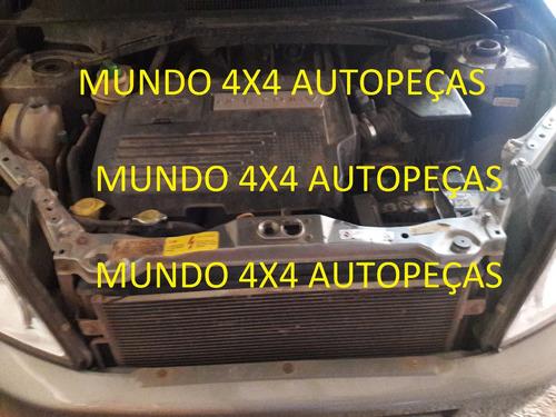 sucata chery tiggo 2.0 16v mn  2013 com motor e cambio peças