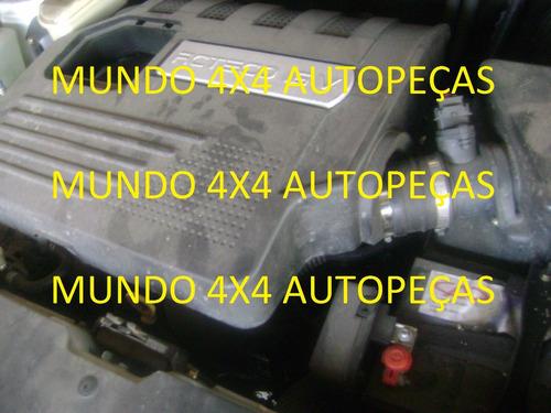 sucata chery tiggo 2.0 16v  mn 2014 com motor e cambio peças