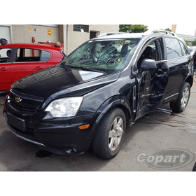 Sucata Chevrolet Captiva 2.4 16v Ecotec 2011