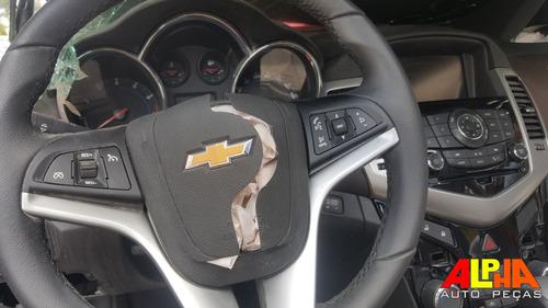 sucata chevrolet cruze 1.8 16v 2015 - retirada de peças