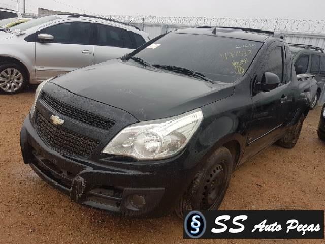 Sucata Chevrolet Montana 2011 Somente Retirar Pecas R 40 001