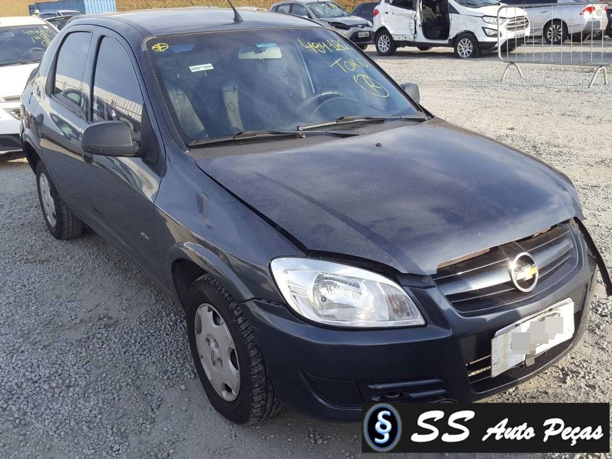 Sucata Chevrolet Prisma 2008 Somente Retirar Pecas R 40 001
