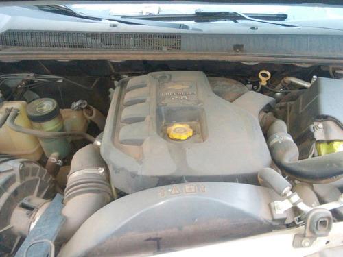 sucata chevrolet s10 2012/2013 2.8 lt diesel 180cv retirada
