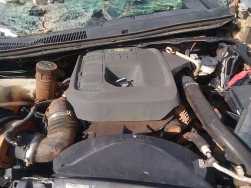 sucata chevrolet s10 2.8 4x4 2014 para retiradas de peças