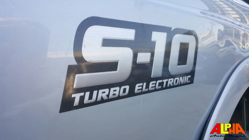 sucata chevrolet s10 executive 4x4 2.8 turbo electronic 2011