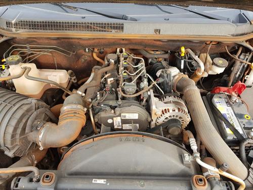 sucata chevrolet s10 lt diesel 2.8 2017 retirada de peças