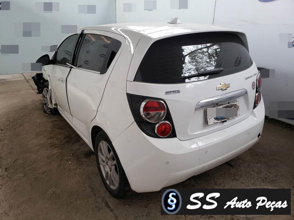 Sucata Chevrolet Sonic 2013 Somente Retirar Pecas R 40 002 Em