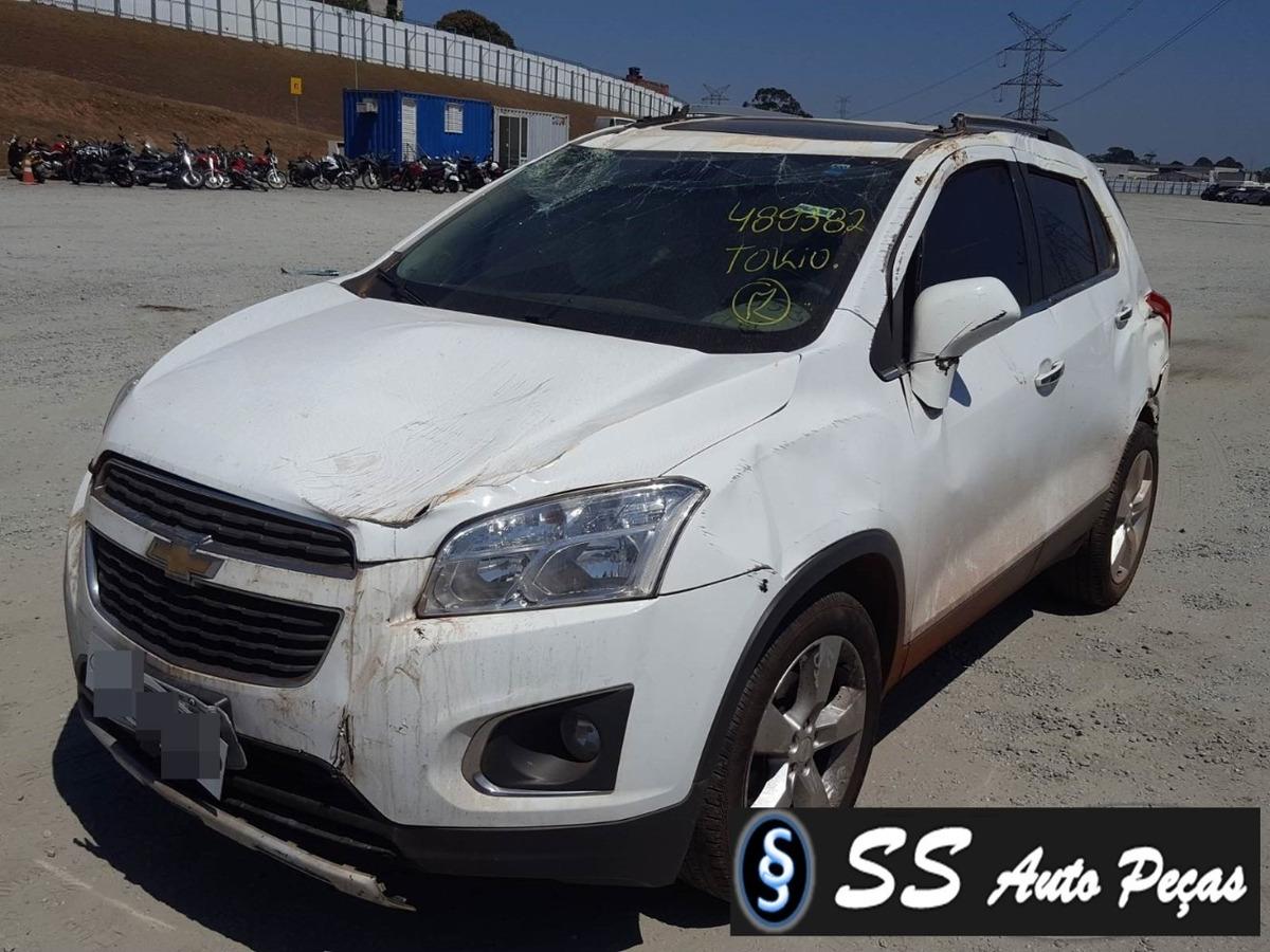 Sucata Chevrolet Tracker 2014 Somente Retirar Pecas R 40 002