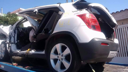 sucata chevrolet tracker 2015 auto parts abc