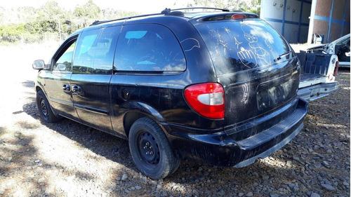 sucata chrysler grand caravan 3.3 v6 2005 - rs auto peças