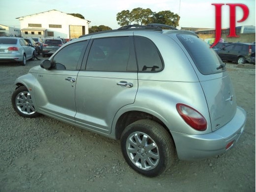 sucata chrysler pt cruiser 2.4 limited edition 2007