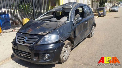sucata citroen c3 1.6 16v aut 2011 2012 - peças e acessórios