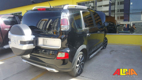 sucata citroen c3 aircross exclusive 1.6 flex 2011 - 2012