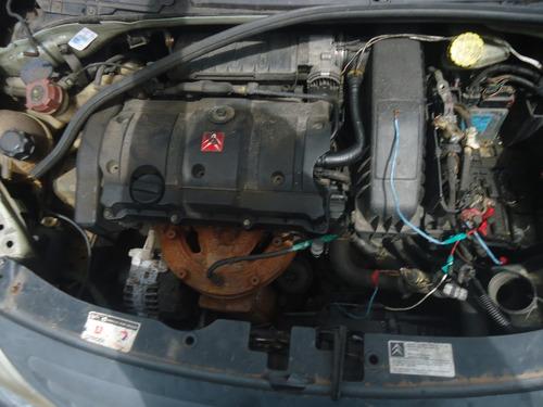sucata citroen c3 xtr motor 1.6 16v flex picasso 206 207 etc