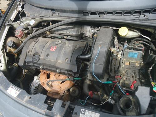 sucata citroen c3 xtr motor cambio carroceria banco couro