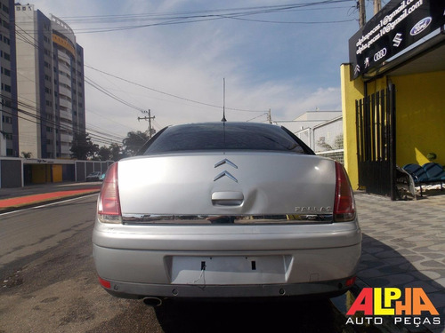 sucata citroen c4 pallas exclusive pack 2.0 16v 2008