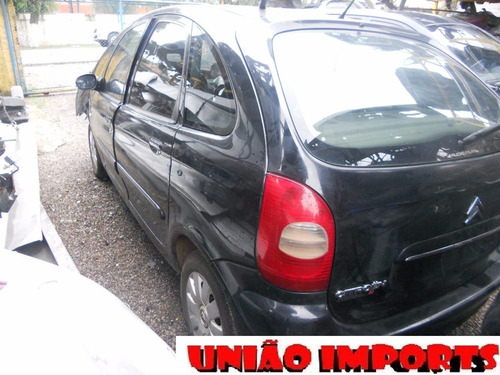 sucata citroen picasso manual 1.6 16v 2006