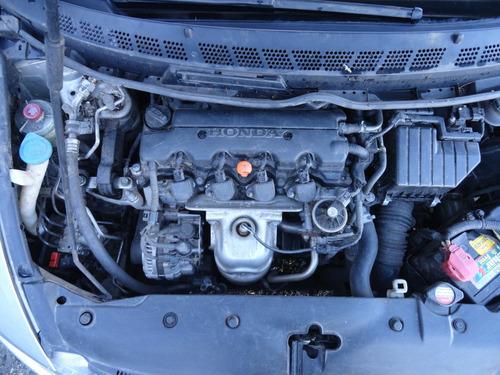sucata civic para retira peças motor/portas/radiador/capô.