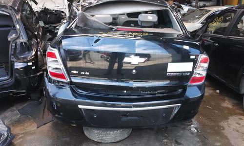 sucata cobalt 1.8 8v motor, cambio, suspensão e peças