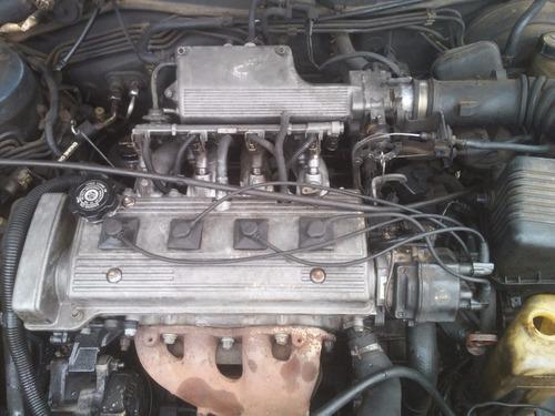 sucata corolla le 1993/1994 automático p/ retirar peças