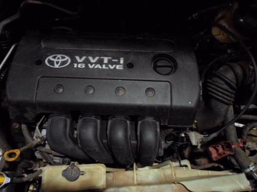 sucata corolla motor 1.8, 2.0 cambio air bag peças.