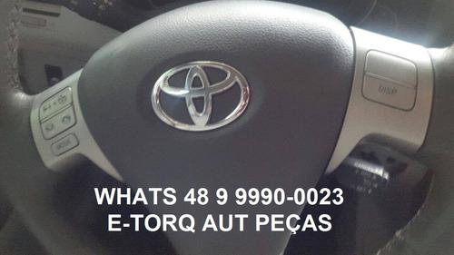 sucata  corolla xei 1.8 2011 automático completo ( peças )