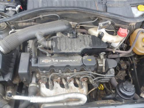 sucata corsa sedam 1.4 motor, cambio, suspensão e peças