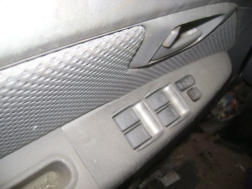 sucata da hilux srv 3.0 d 2008 com motor e cambio e peças