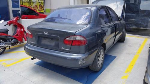 sucata daewoo lanos 1999 - peças e acessorios