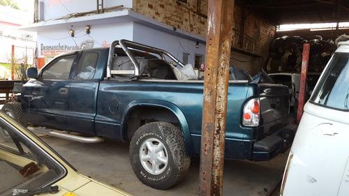 sucata dakota sport desmanche motor peças cambio lataria
