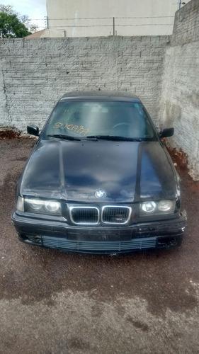 sucata de bmw 318is sedã 1997 carroceria e36