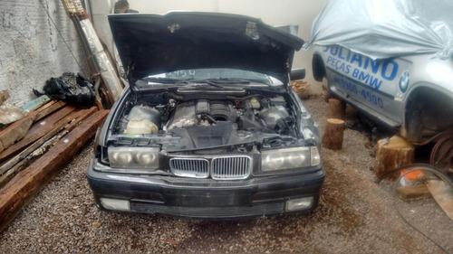 sucata de bmw 325 sedan 1994 para retirada de peças
